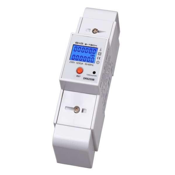 DRS255B - 1-Ph. WSZ für DIN Hutschiene