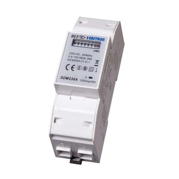 SDM230A - 1P 2TE Wechselstromzähler