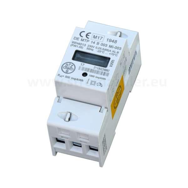 DZG WH4013 Wechselstromzähler