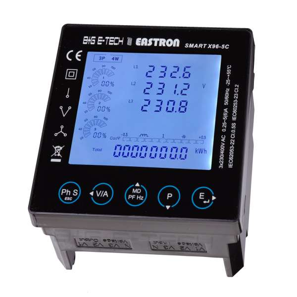 PanelMeter X96-5C