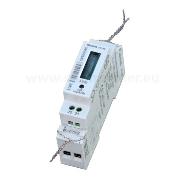 DZG WH4209 Wechselstromzähler