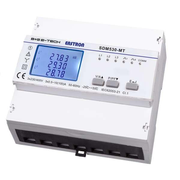 SDM530MT - Multitarif Drehstromzähler