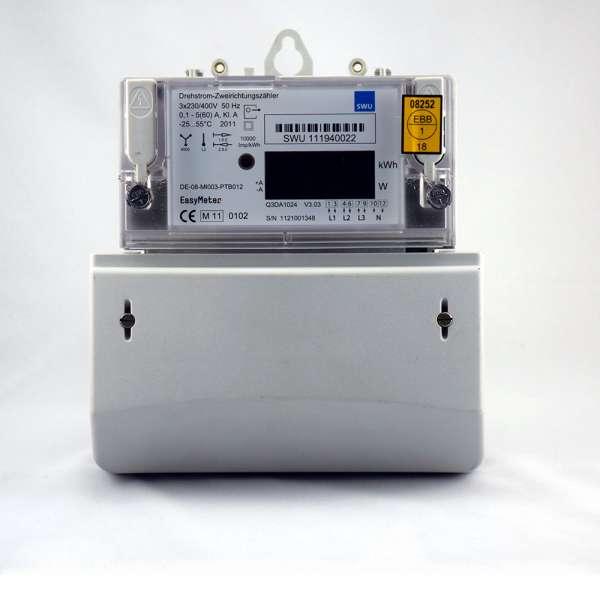EasyMeter DSZ Q3DA1024-M18