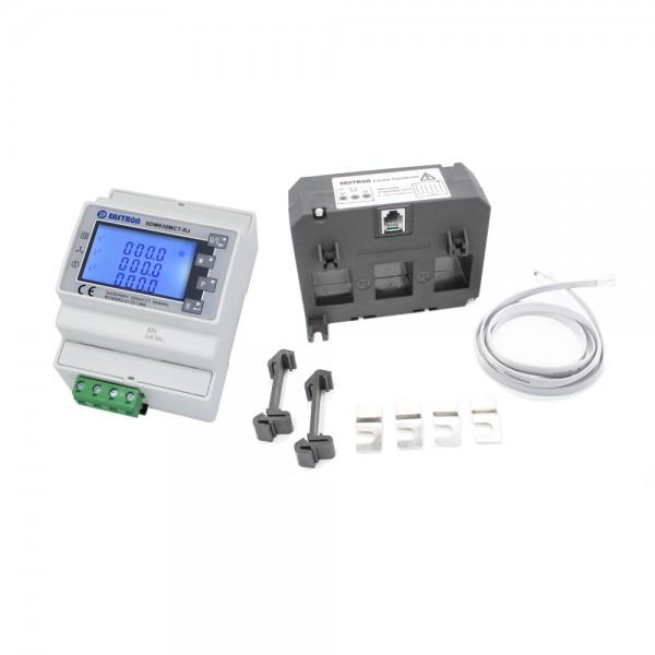 SDM630MCT RJ - MuFu- Wandlermessgerät für Hutschiene