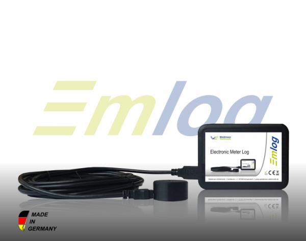 Emlog - Electronic Meter Log