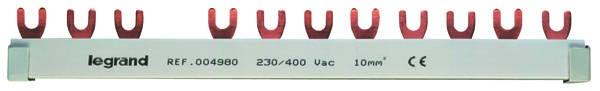 Gabelkammschiene 3p f.4p FI 10qmm (004980)